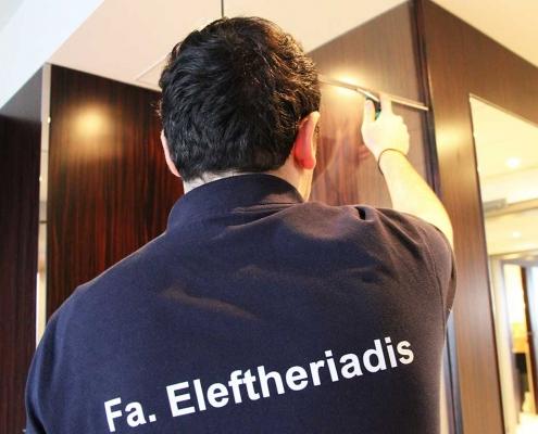 Glasreinigung für Büros und Gebäude in München